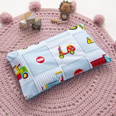 2019新款YB棉加绒枕头(30*50cm) 枕套+珍珠棉枕芯 小汽车