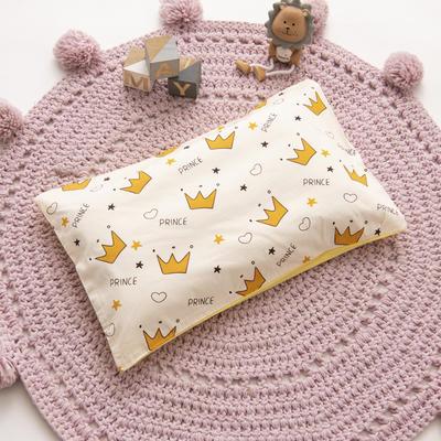 2019新款YB棉加绒枕头(30*50cm) 枕套+决明子枕芯 新皇冠