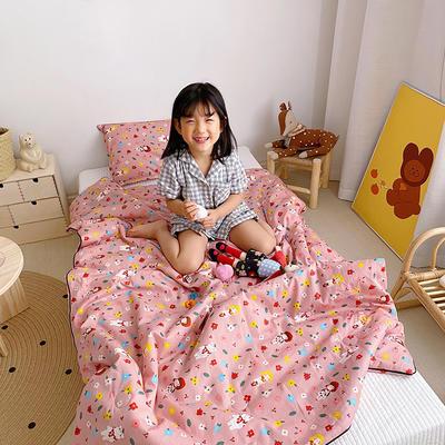 2020新款40貢緞全棉兒童夏被 115x150cm 童年