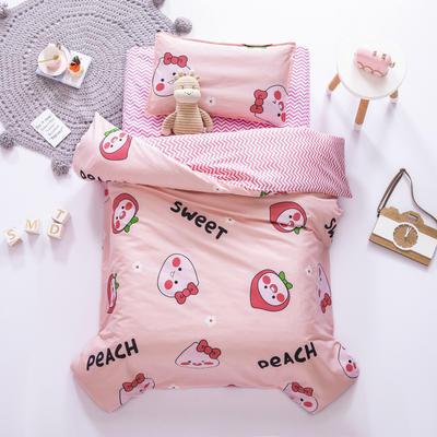 AB版幼儿园套件 丝棉款  (6件套) 可爱桃