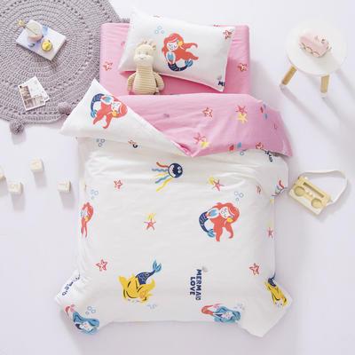 AB版幼儿园套件 丝棉款  (6件套) 美人鱼