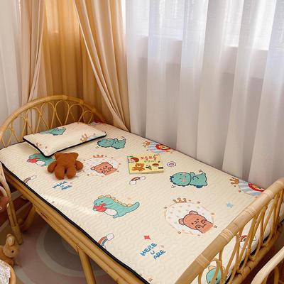 2021新款-儿童凉感乳胶席 60*120cm 睡梦宝贝