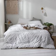 纯棉阳绒冬被 200X230cm(7.5斤) 纯棉阳绒保暖冬被