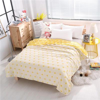婴童用品六层毛巾被 星语星愿加厚六层毛巾被 星语星愿加厚六层毛巾被(150*200)