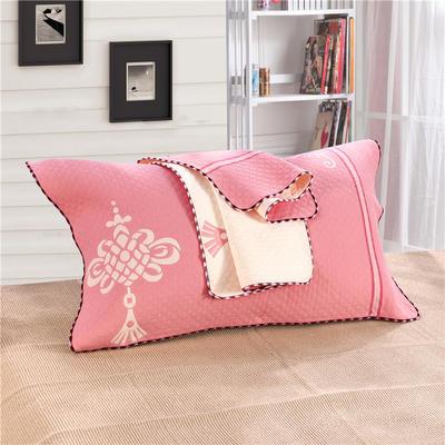 枕巾三层锁边枕巾 枕巾1 52*76 枕巾1