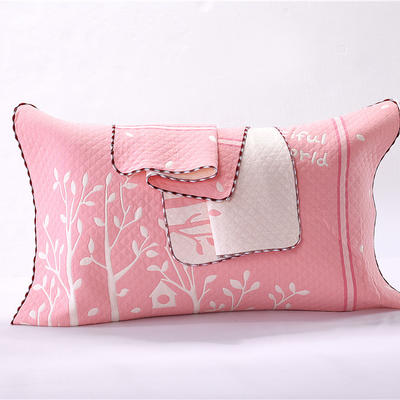 枕巾三层锁边枕巾 枕巾10 52*76 枕巾10