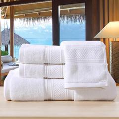 毛巾浴巾欧曼秘境-欧曼秘境-白 40*80