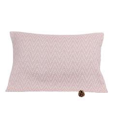 三层水洗棉枕巾  水波纹粉 52*75cm  粉