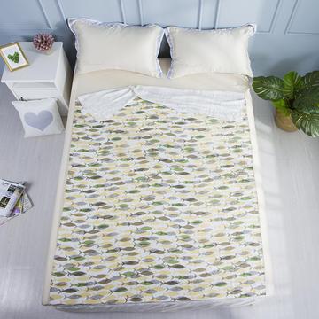 2019新款亲肤竹纤维冷感毯
