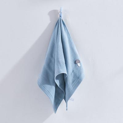 2019新款棒棒糖毛巾浴巾 毛巾绿色35*75cm