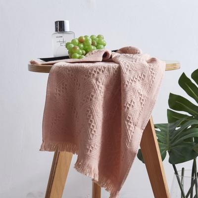 2019新款变形记毛巾浴巾 毛巾粉色35*75cm