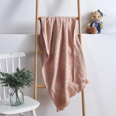 2019新款变形记毛巾浴巾 浴巾粉色70*140cm