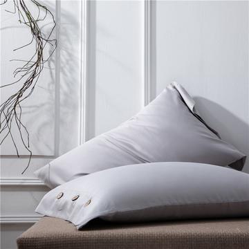 2019新品A类60S长绒棉全棉单品枕套