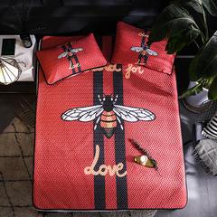兔豪2018空调软席 1.5m(5英尺)床 蜜蜂
