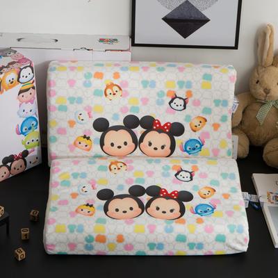 迪士尼天然进口乳胶枕儿童学生卡通A品进口乳胶枕芯 松松27*44cm