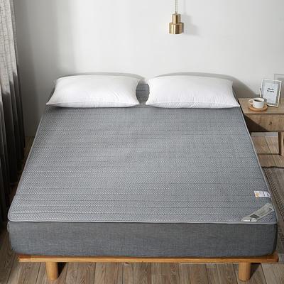 乳胶床护垫 90*200cm 灰色