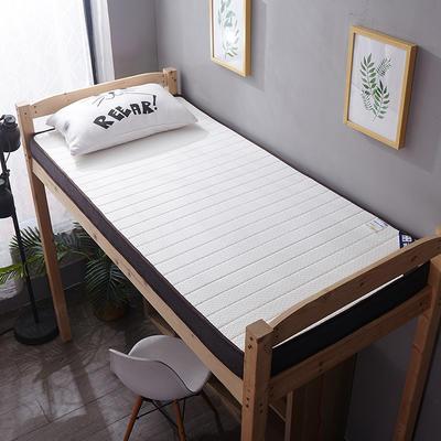乳膠+記憶棉立體床墊學生款5cm-10cm 90*200cm 5cm白色