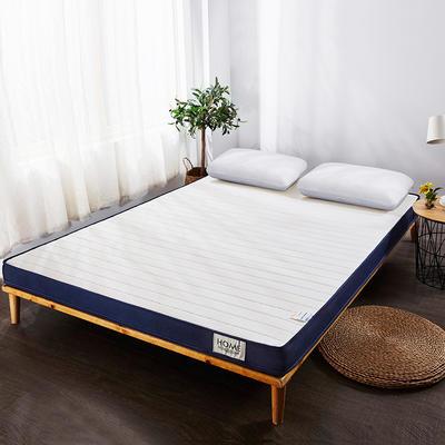 乳膠雙面用床墊立體6cm-10cm款 90*200cm 6cm白