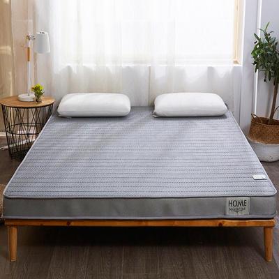 乳胶双面用床垫立体6cm-10cm款 90*200cm 6cm灰