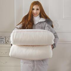 棉花胎(棉花胎红线-模特图) 150*200cm3斤 棉花胎红线