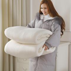 棉花胎(无网棉花胎模特图1) 120*150cm1斤 无网棉花胎