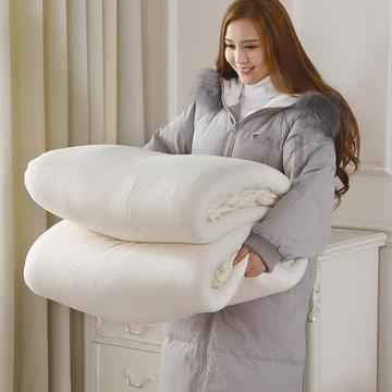 棉花胎(无网棉花胎模特图1)