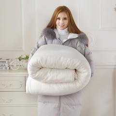 棉花胎(有网棉花胎模特图1) 150*200cm2斤 有网棉花胎