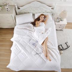夏被(莫代尔模特图) 150x200cm 白