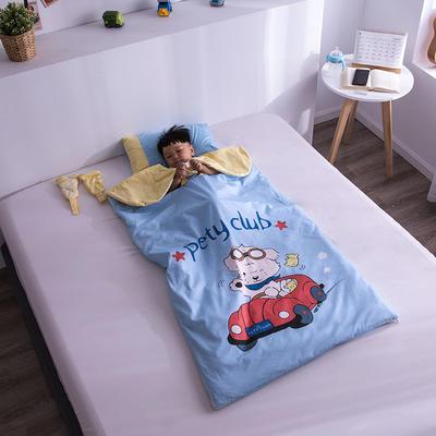 2019新款-新款睡袋 外套70*100cm小狗波比