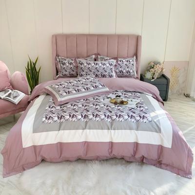 60支长绒棉数码 1.5m(5英尺)床 春色满园