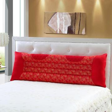 婚庆双人枕芯长枕情侣枕头婚庆磁疗枕