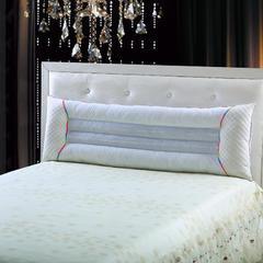 婚庆双人枕芯长枕头情侣枕芯1.2米1.5米1.8米七彩决明子枕 双人枕1.2米长