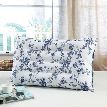 双人枕头长枕芯情侣枕头1.2米1.5米1.8米青花瓷枕