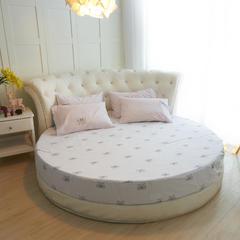 2018新款单品 单床笠 直径2米 蝴蝶结