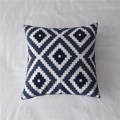 新品抱枕系列(遇见) 45x45cm(不含芯) 菱形