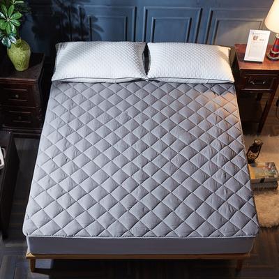床护垫不带床笠款 120*200 灰色