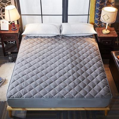 床护垫带床笠款 120*200 灰色