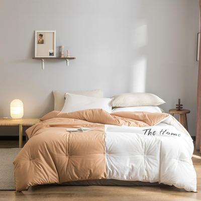 2019新款棉之家冬被被子被芯 150*200/5.5斤 The Home-酱驼