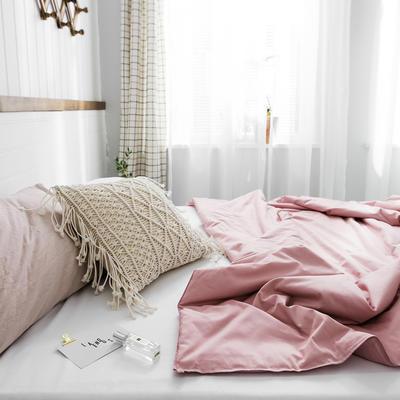 2020新款【棉主义】全棉被子夏凉被空调被白领名宿被 150x200cm 棉主义-温莎粉