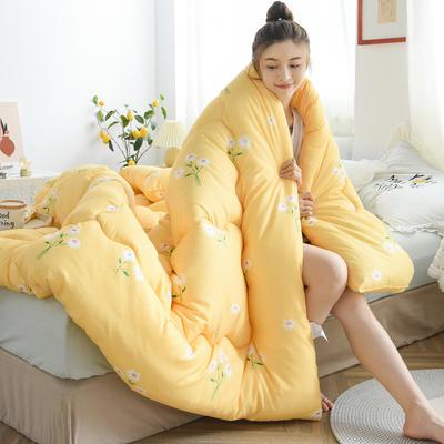 2020新款仿棉被子被芯冬被 150*200/3斤 浪漫花语