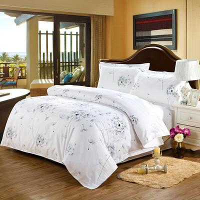 酒店风格单品-被套(绑带款) 160*210 放飞梦想