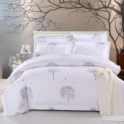 酒店风格单品-床笠 1.2米床笠 香榭丽影