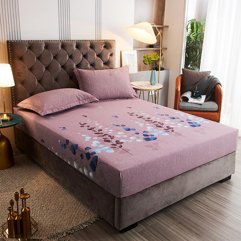 2020新款21支加厚全棉生态磨毛系列单床笠