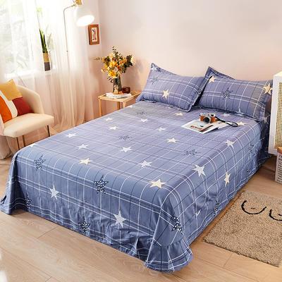 2021新款加厚全棉印花系列单床单 245cmx250cm 理想家
