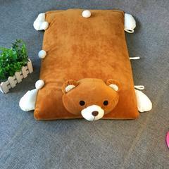 卡通乳胶枕 熊