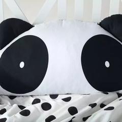 2017 新款卡通抱枕 卡通抱枕 大熊猫