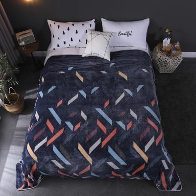 2019新款250克牛奶绒珊瑚绒法莱绒金貂绒单床单  场景二 180cmx230cm 幻想空间