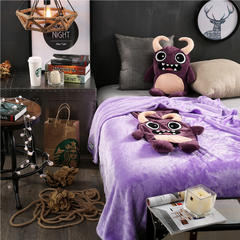 角兽-紫 110*160cm 角兽-紫