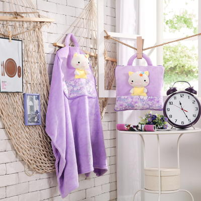 顽皮猪-紫 38*38cm,打开110*160cm 顽皮猪-紫