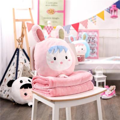咪咪兔-粉 110*160cm 咪咪兔-粉